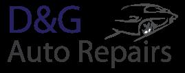 D & G Auto Repairs Logo